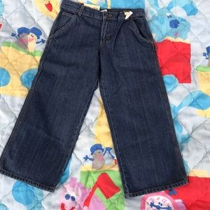 NWT Faded Glory Carpenter Denim Jeans Boys 8 Husky